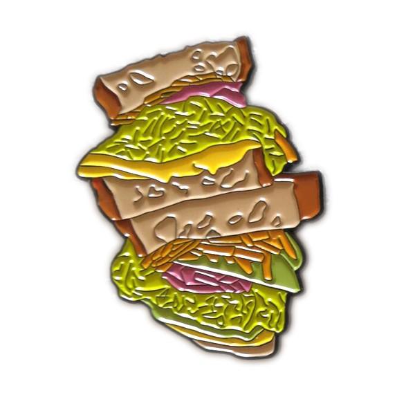 custom hamburg cheap metal lapel pin