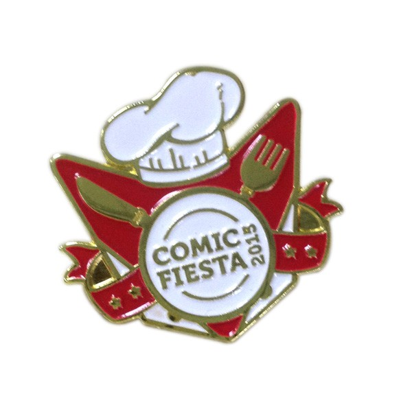 custom promotional lapel enamel pin badge